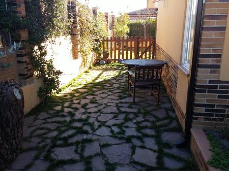 Suelo de pizarra x piedra al aire libre azulejos de suelo - Limpiar suelo pizarra ...